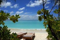 Sun Island Royalty Free Stock Photos