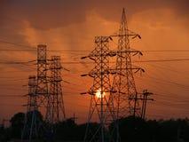 Sun la fuente de toda la energía Foto de archivo libre de regalías