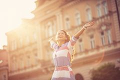 Sun is life. royalty free stock images