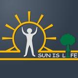 Sun life Stock Images