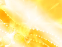 Sun light. Abstract background of sun dynamic energy and light Royalty Free Stock Images