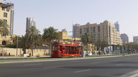Sun light summer time dubai marina tram ride 4k uae. Uae sun light summer time dubai marina tram ride 4k stock video footage