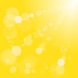 Sun Lights Royalty Free Stock Photography