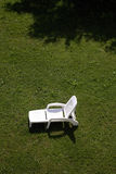 Sun lounger Stock Photo