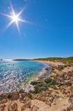 Sun, mar y playa Fotografía de archivo