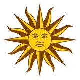Sun of May, Sol de Mayo, Uruguay