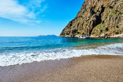 Sun-Meer die Türkei Stockbild