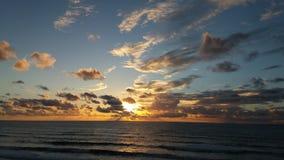 Sun messo in Israele Fotografie Stock