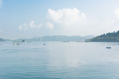 Sun Moon Lake Royalty Free Stock Images