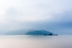Sun Moon Lake Stock Photography