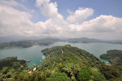Sun Moon Lake Taiwan Stock Photos