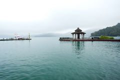 Sun Moon Lake Stock Photos