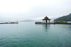 Sun Moon Lake Stock Photos