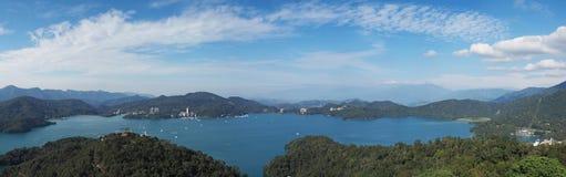 Sun Moon Lake royalty free stock photography
