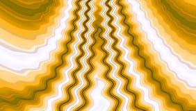 Sun nello stile moderno su fondo leggero Sole dell'oro del fumetto o modello di progettazione su fondo bianco Illustrazione Vettoriale