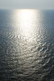 Sun on ocean. Royalty Free Stock Photo