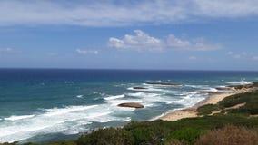 Sun och strand Arkivfoton