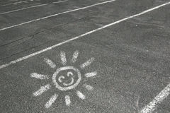 Free Sun On The Road Stock Photography - 5927232