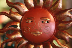 Sun Ornament Royalty Free Stock Photos