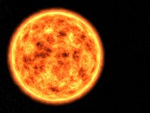 Sun, Outer Space, Solar System, Star