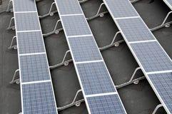Sun-Panels Lizenzfreie Stockfotos