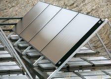 Sun-Panels Lizenzfreies Stockfoto