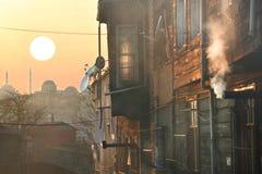 Sun Pantokrator Photos libres de droits