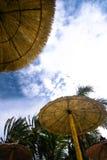sun parasol Royalty Free Stock Image