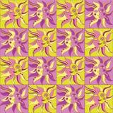 Sun-pattern Stock Image