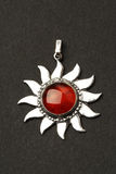 Sun pendant Stock Photography