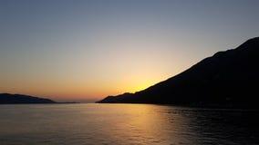Sun por la mañana Fotos de archivo libres de regalías