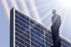 Sun Power Royalty Free Stock Images
