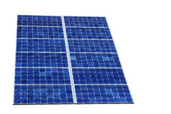 Sun power solar cell Stock Photos