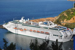 Sun Princess Royalty Free Stock Images
