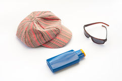 Sun Protection Royalty Free Stock Image