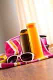 Sun protection Royalty Free Stock Photo