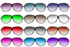 Sun Protection glasses Royalty Free Stock Image