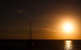 Ajuste Sun da navigação Imagem de Stock Royalty Free