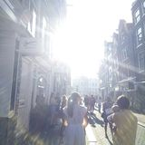 Sun que brilha fotografia de stock royalty free