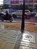 Sun&rain Royalty Free Stock Photos