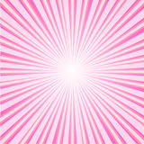 Sun ray Abstract design Royalty Free Stock Photos