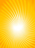 Sun ray background. Abstract background with sun rays Stock Photos