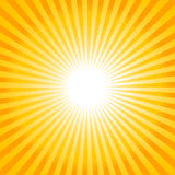 Sun ray background. Abstract background with sun rays Stock Image
