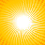 Sun ray background. Abstract background with sun rays Royalty Free Stock Photo