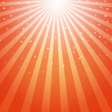 Sun Rays abstract background Stock Photos