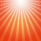 Sun Rays abstract background Stock Photos