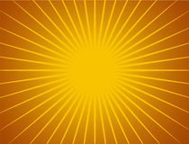 Sun rays background 3D Royalty Free Stock Image