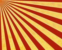 Sun rays Hintergrund lizenzfreie abbildung