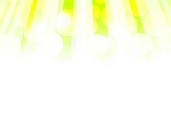 Sun rays la priorità bassa Fotografie Stock