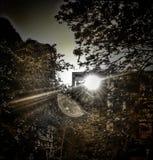 The sun stock photography